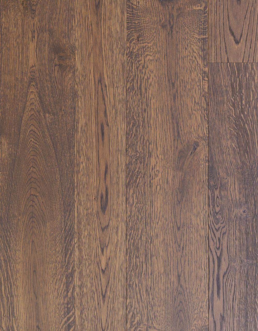 Tarima de madera Roble Francés oscuro