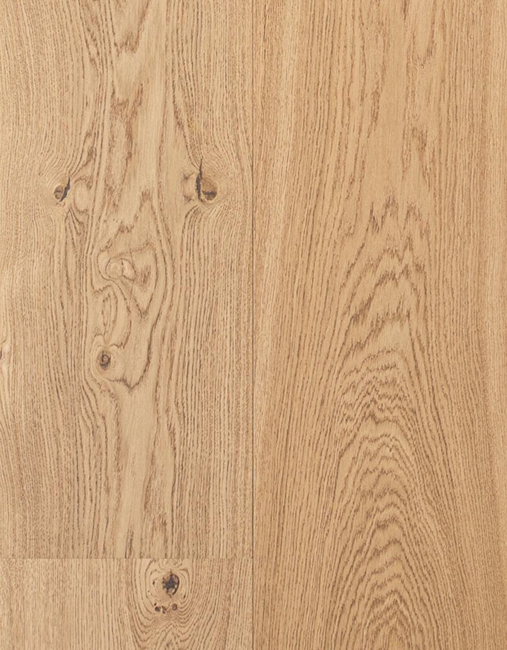 Suelo de madera Roble natural