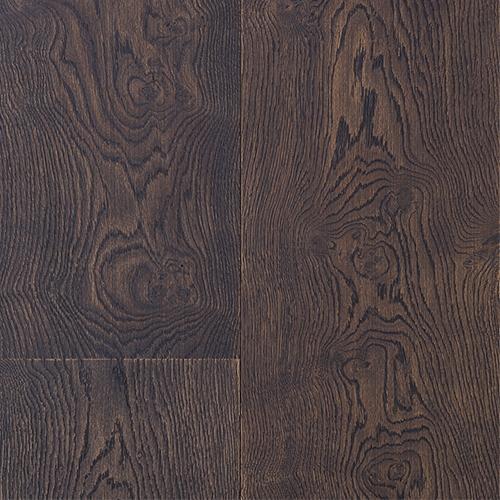 Suelo de madera Roble color oscuro