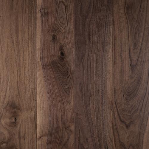 Suelo de madera Nogal natural