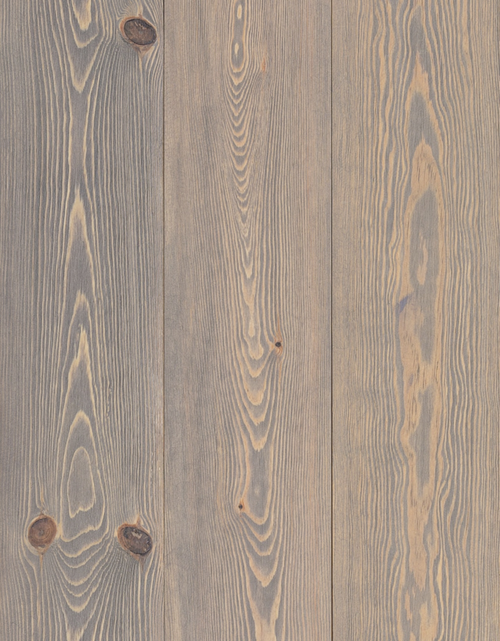 Tarima de madera gris Pino